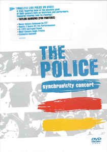 Police, The – Synchronicity Concert -0