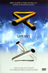 Mike Oldfield ‎– Tubular Bells II & III Live-0