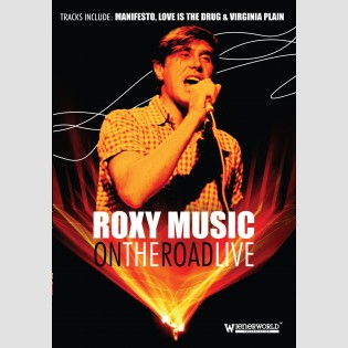 Roxy Music – On The Road Live -0