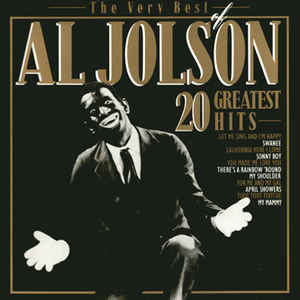 Al Jolson ‎– The Very Best Of Al Jolson-0