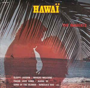The Waikiki's – Hawaï 2xLP-0
