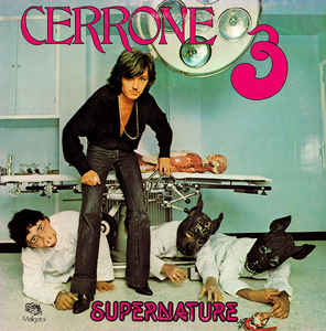 Cerrone – Cerrone 3 - Supernature -0