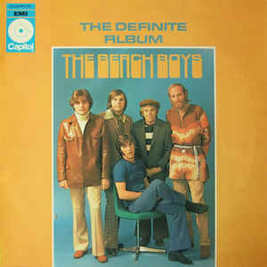 Beach Boys, The ‎– The Definite Album -0