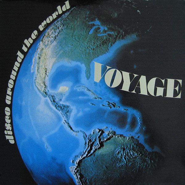 Voyage – Disco Around The World -0