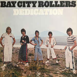 Bay City Rollers ‎– Dedication-0