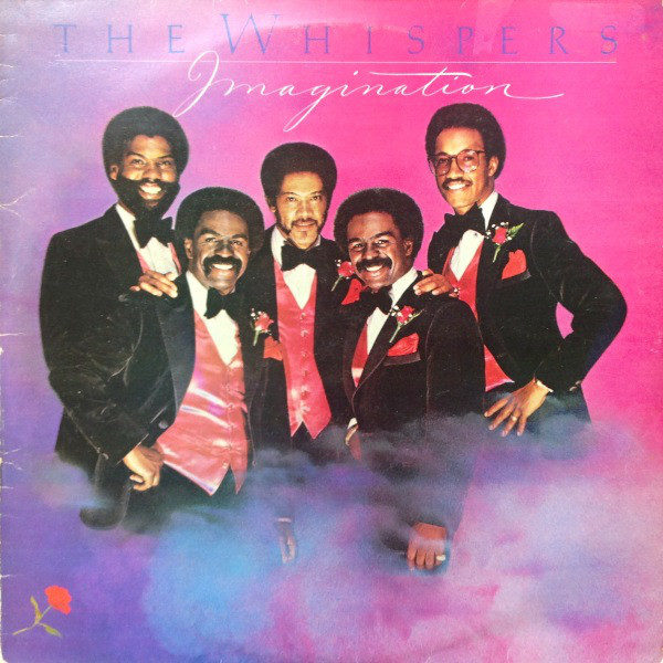 The Whispers – Imagination-0