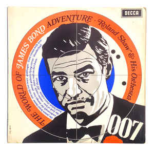 Roland Shaw & His Orchestra – The World Of James Bond Adventure-0