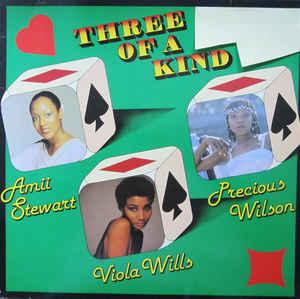 Amii Stewart / Viola Wills / Precious Wilson – Three Of A Kind -0