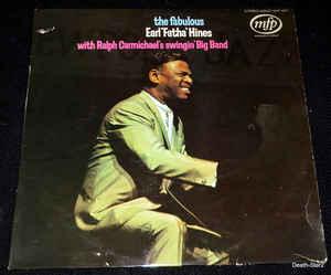 Earl Hines – The Fabulous Earl 'Fatha' Hines With Ralph Carmichael's Swingin' Big Band -0