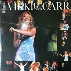 Vikki Carr ‎– Live At The Greek Theatre 2xLP-0