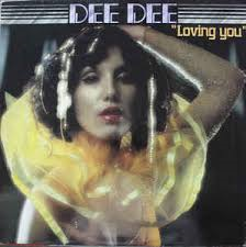 Dee Dee ‎– Loving You -0