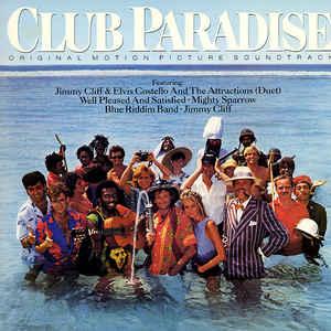 Various – Club Paradise - Original Motion Picture Soundtrack -0