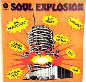 Various – Capitol Soul Explosion -0
