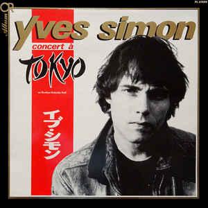 Yves Simon – Concert À Tokyo -0