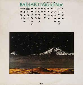 Franco Battiato – L'Arca Di Noè -0