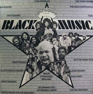 Various – Black Music -0