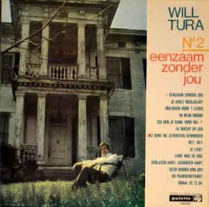 Will Tura – Will Tura No. 2 / Eenzaam Zonder Jou -0