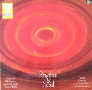 Various – Rhythm & Soul -0
