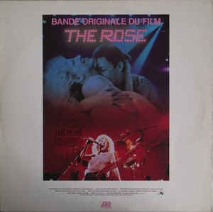Bette Midler – The Rose - The Original Soundtrack Recording -0