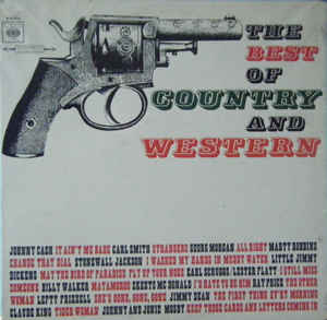 Various ‎– The Best Of Country And Western-0