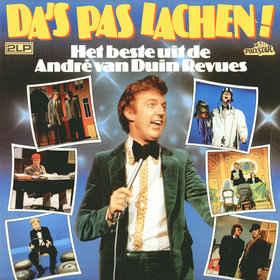 André van Duin – Da's Pas Lachen! (Het Beste Uit De André Van Duin Revues) 2xLP-0