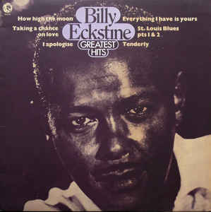 Billy Eckstine ‎– Greatest Hits -0