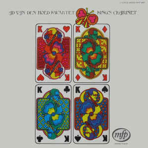Ad Van Den Hoed Kwartet – King's Clarinet -0