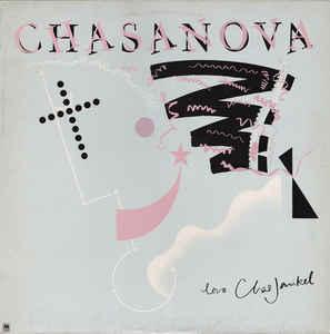 Chas Jankel – Chasanova -0