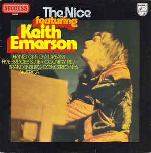 Nice, The Featuring Keith Emerson ‎– The Nice-0