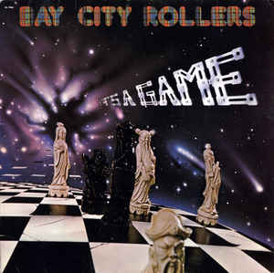 Bay City Rollers ‎– It's A Game-0