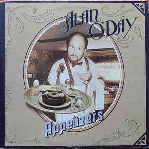 Alan O'Day – Appetizers -0