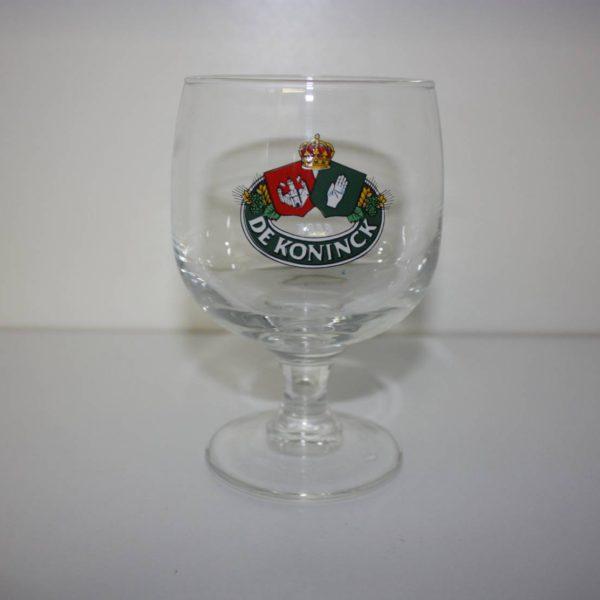 De Koninck glas op voet 25cl -0