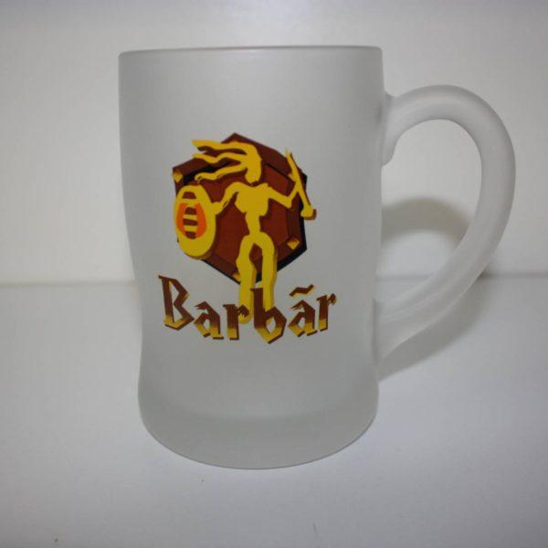 Barbar glas met handvat 33cl-0