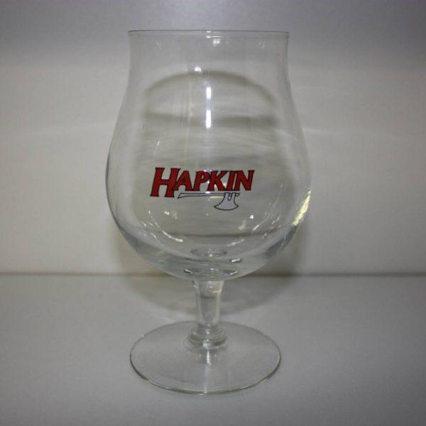 Hapkin glas op voet 33cl-0