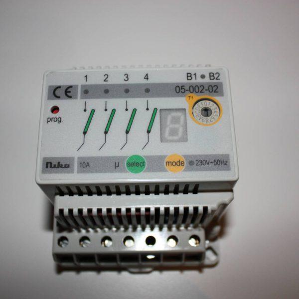 Niko Nikobus compacte schakelmodule 05-002-02-0