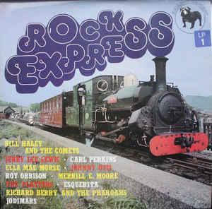 Various – Rock Express-0