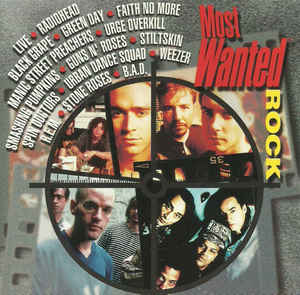 Various – Most Wanted Rock-0