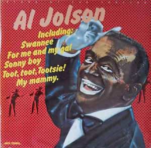 Al Jolson ‎– Stars Of The Forties-0