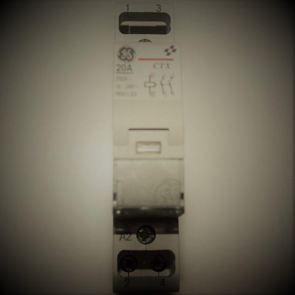 Impuls/ relaisschakelaar